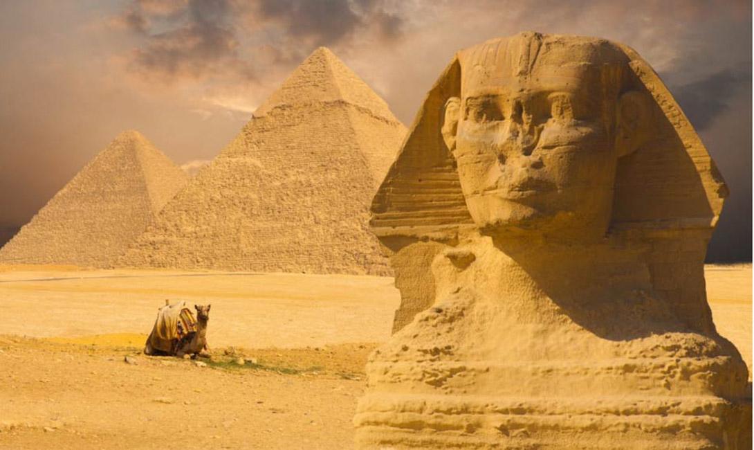 Интересные теории происхождения пирамид в Египте
