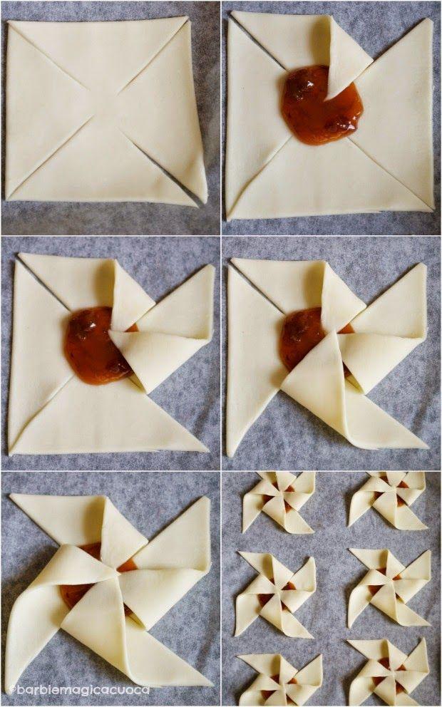Как красиво сделать булочки из сдобного теста: фото 12 видов