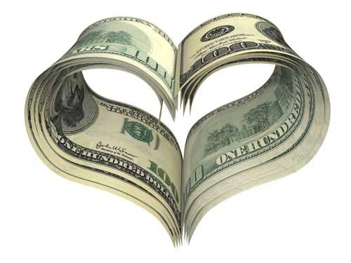 Сон маме подарили много бумажных денег