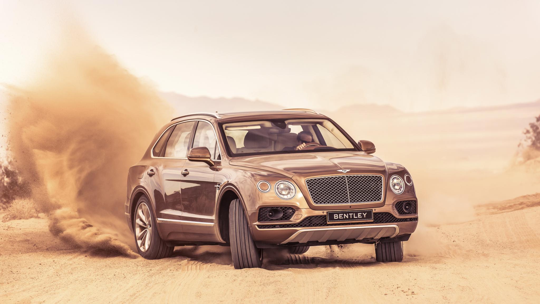 автомобиль Bentley Bentyaga car скачать