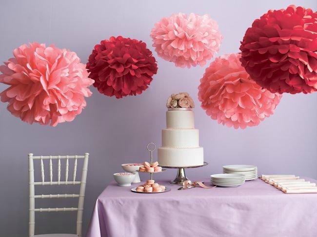 Бумажные шары своими руками декор