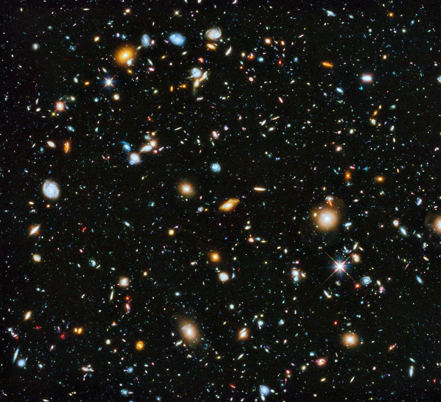 an analysis of stars and galaxies