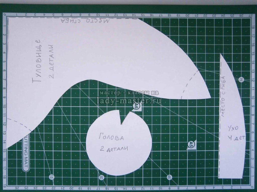 Комфортер выкройка с размерами natella korottini