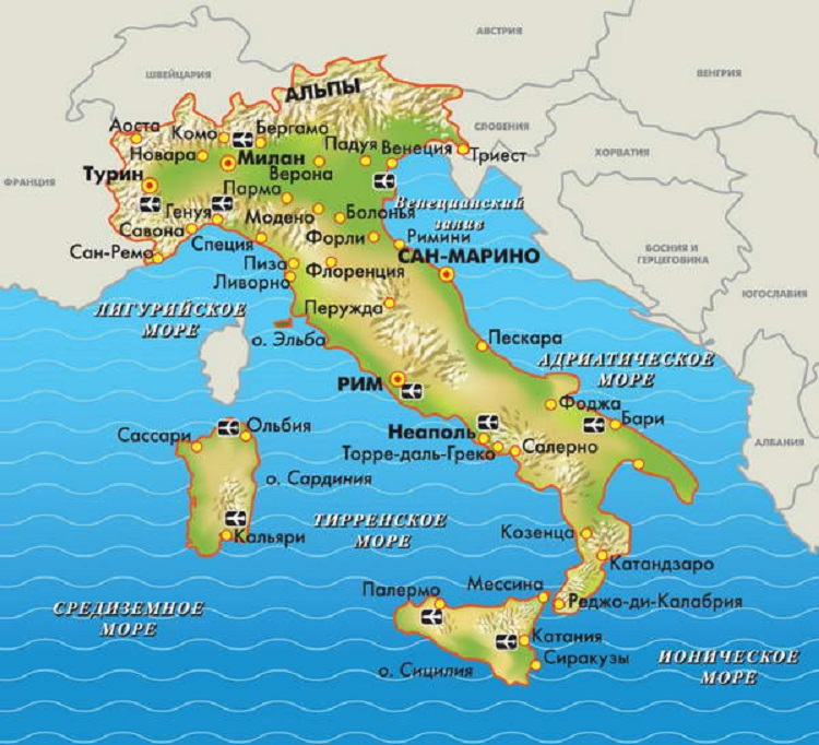 Country Pescara